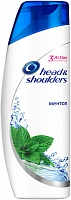 Шампунь Head & Shoulders против перхоти Ментол, 200 мл