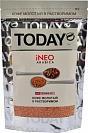 Кофе Today INEO Arabica In-Fi молотый растворимый, 75 гр